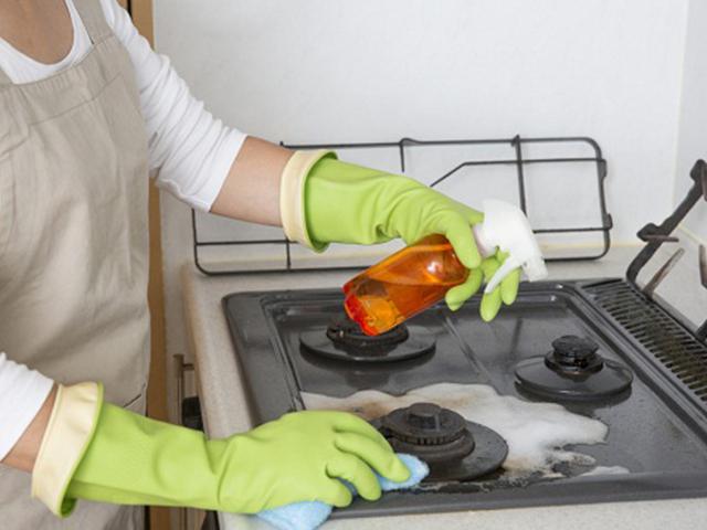 Cách xử lý nút vặn bếp gas âm bị kẹt