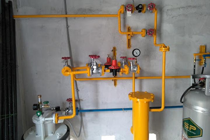 Danh sách các loại ống gas công nghiệp