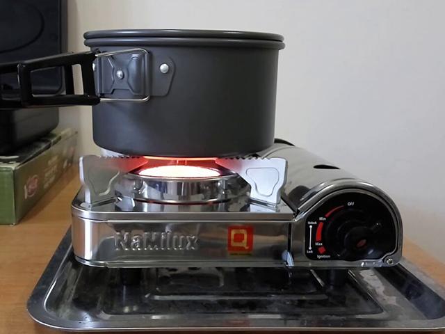 Sử dụng dụng cụ nấu nướng kích thước phù hợp