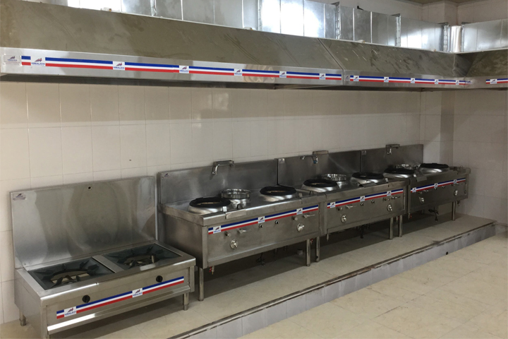 Quy trình sửa bếp gas công nghiệp tại Gas Anh Tiệp