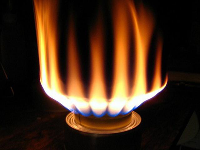 Bình gas có nhiều tạp chất