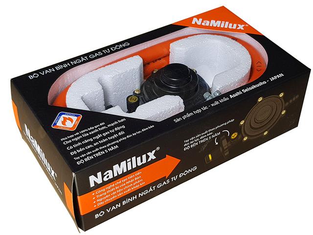 Gas Anh Tiệp cung cấp van gas điều áp Namilux NA-345S giá rẻ